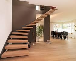offene treppe im wohnbereich modern treppen stuttgart