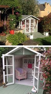A Tool Shed Morgan Hill California by Women Are Creating She Sheds A Female Alternative To Man Caves