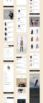 Quality Fashion App Interface Designed In Photoshop Sketch And Adobe XD Zet E Commerce Ui Kit Includes 28 High End Premium IOS Screen Templates