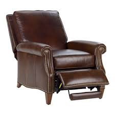 Ethan Allen Leather Furniture Care by Amazon Com Ethan Allen Colburn Leather Recliner Omni Brown