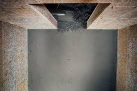 New Concrete Floor Top View