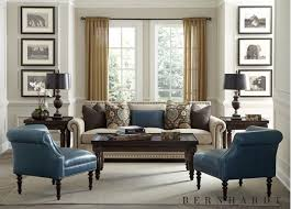 Transitional Living Room Leather Sofa by Furniture Havertys Leather Sofa Havertys Amalfi Sectional