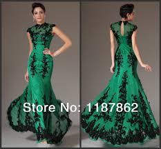 plus size emerald green evening dress long dresses online
