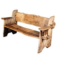Best 25 Rustic Wood Bench Ideas On Pinterest
