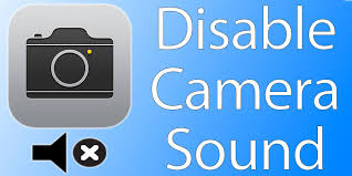 How to Turn off Camera Sound iPhone to Take a Silent