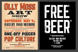 Olly Moss His Solo Art Show At Gallery1988