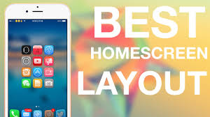 iOS 8 4 Best iPhone Homescreen Layout Tutorial