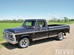 100 1976 Ford Truck F150 Trailer Special Hot Rod Network