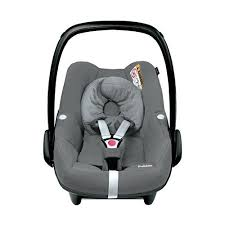 pebble siege auto bébé confort cosi pebble siège auto concrete grey collection