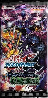 buddyfight trial deck 5 future card buddyfight evolution mutation 5 card pack in stock