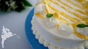 zitronen mascarpone torte frische leichte zitronen torte mit lemon curd kuchenfee