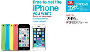 Tar iPhone Deals Grab a iPhone 5C for $29 99 iPhone 5S for