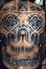 BACK TATTOO IDEAS Thrill Blender Tattoo Nation Lets Get To It We Have Pulled Out Some Of The Most Awesome Back Tattoos From All Ink Submissions