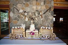Rustic Mountain Lodge Wedding