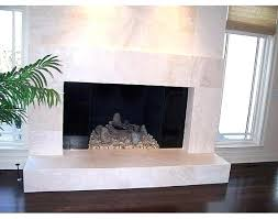 marble tile fireplace facing how to install a surround on
