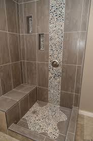 Tile Flooring Ideas For Bathroom by Best 10 Pebble Tiles Ideas On Pinterest Pebble Tile Shower