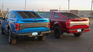 100 Ford Truck F150 This MustangInspired Fastback Bed Cap Is Real And Yes