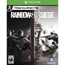 rainbow six siege xbox one pre owned walmart com