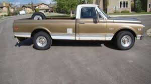 100 1970 Gmc Truck For Sale Classic GMC 2500 Pickup For 4184 Dyler