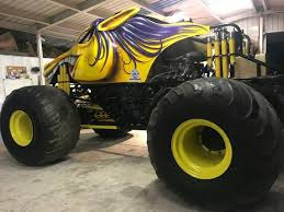 No Automatic Alt Text Available Monster Truck