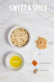 Roasting Pumpkin Seeds In The Oven Cinnamon by Roasted Pumpkin Seeds Six Ways Wholefully