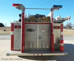 1982 GMC 7000 Pumper Fire Truck | Item DB2840 | SOLD! Februa... Used Food Trucks Vending Trailers For Sale In Greensboro North Neverland Fire Truck Property From The Life Career Of Michael Bangshiftcom No Reserve Buy This Fire Truck For Cheap Ramp Patterson Twp Auction Beaver Falls Pa Seagrave Municibid 1993 Ford F450 Rescue Sale By Site Youtube 2000 Emergency One Hp100 Cyclone Ii Aerial Ladder American Lafrance Online Sports Memorabilia Pristine