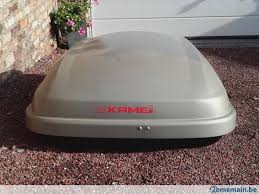 coffre de toit kamei coffre de toit kamei a vendre 2ememain be