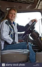 Woman Truck Driver Sitting In The Drivers Seat Of A Semi-truck ... Its Been A Long Road But Im Happy To Be An Hgv Refugee Syrian Lady Driver In Big Truck On The Banked Track At Trc Youtube Women In Trucking Association Announces Its December 2017 Member Bengalurus First Female Garbage Truck Motsports Posed As Car Salesgirl And Shows Male Woman Stock Photos Royalty Free Pictures Driver Filling Up Petrol Tank Gas Station Is Symbol Of Power Cvr News Lisa Kelly A Cutest The Revolutionary Routine Of Life As Trucker Truckers Network Replay Archives Truckerdesiree