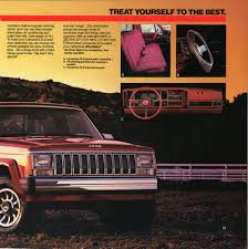 Jeep's Last Load-lugger: 1986 Comanche Brochure | Hemmings Daily Filejpcomanchepioneerjpg Wikipedia 1987 Jeep Comanche Walk Around Youtube Hidden Nods To Heritage And History In Uerground Daily Turismo 5k Cowboys Lament Laredo 4x4 5spd Stock Photo 78208845 Alamy Jcr Pizza Truck Coolest Jcrmanche Mj Jeepin Pinterest Jeeps Cherokee 4x4 Pickup Pride Reddit User Gets A Back On Its Muddy Feet History The 1980s 1988 Full Restomod Projectcar Wikiwand 1990 G107 Kissimmee 2016