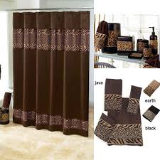 leopard print bathroom set walmart 100 images bathroom