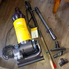 Dyson Dc33 Multi Floor Vacuum by Dc33 Dyson Dyson Dc33 Multi Floor Black Yellow Vacuum Ebay