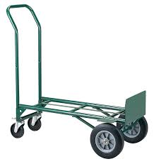 Harper Trucks 700 Lb Capacity Super-Steel Convertible Hand Truck ...