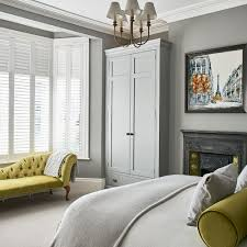 Grey Bedroom Ideas Lime Accents