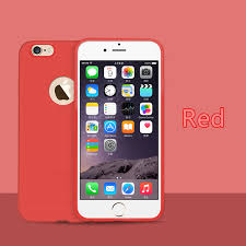 Cheap Black 2018 New Silicone iPhone 6 6S And 6 Plus Cases