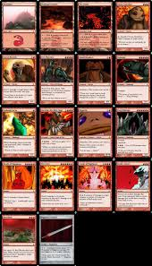 Common Mtg Deck Themes by Zelda Mtg Kokiri Themed Deck By Undyingnephalim On Deviantart
