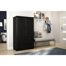 South Shore Morgan Storage Cabinet Black by Marte Storage Cabinet By Urban Outfitters Havenly