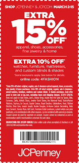 Jcpenney Coupons Printable 15 Off / Garneau Slippers Coupon Code