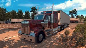 American Truck Simulator Game Screens Friday - ATS Mod / American ...