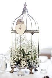 Shabby Chic Wedding Decor Pinterest by Best 25 Birdcage Centerpiece Wedding Ideas Only On Pinterest