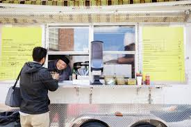 Man Buying Bowl Of Food At Food Truck - Stock Photo - Dissolve Tampa Area Food Trucks For Sale Bay Used Truck New Nationwide Bangkok Thailand February 2018 Stock Photo Edit Now The 10 Most Popular Food Trucks In America Woman Is Buying At Truck York License For 4960 Home Company Ploiesti Romania July 14 Man Buying Fresh Lemonade From People A Hvard Square Cambridge Ma Tulsa Rdeatlivecom Blog Rv Buying Guide Narrowing Down Your Type Go Rving Customers Bread From Salesman Parked On City