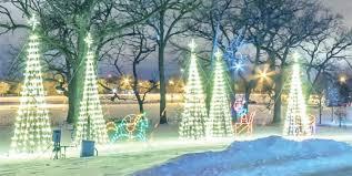 Holiday Fantasy in Lights at Olin Park