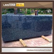 source cheap price polished blue pearl granite skirting tile on m