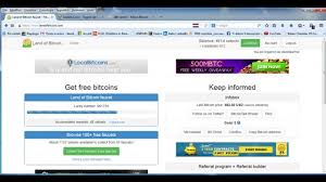Bitcoin Faucet Rotator Faucetbox by Earn Bitcoins Passively Youtube