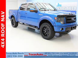100 Used Ford F 150 Trucks For Sale By Owner 2013 X4 4D SuperCrew 50418 19 77598 Automatic