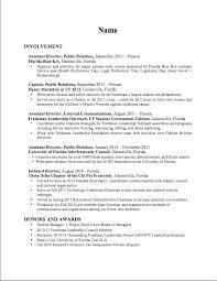 Resume Examples For Science Majors Primeflightsdirtysecrets