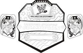 Coloring Pages Wwe 2 To Print 2k14 Colours Online Printable Within