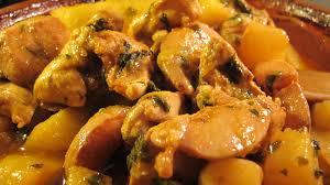 cuisiner des coings tajine de poulet aux pommes de terre et coings le de cuisine