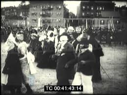 Halloween Activities In Nj by Halloween Celebrations In New Jersey 1913 Youtube