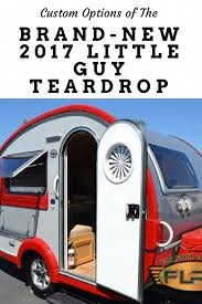 100 Custom Travel Trailers For Sale Options Of The Brandnew 2017 Little Guy Teardrop