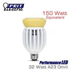 feit 150 watt replacement led light bulb a om2200r led a om2200r